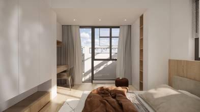 5-10万40平米小户型日式风格卧室装修图片大全