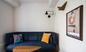 经济型60平米一室两厅北欧风格客厅装修图片大全