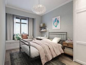 富裕型40平米小户型现代简约风格客厅装修案例