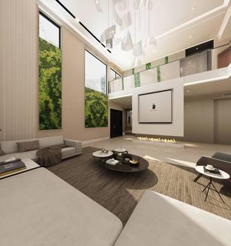 140平米四室六厅现代简约风格影音室欣赏图
