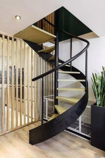 3万以下60平米混搭风格楼梯间装修图片大全