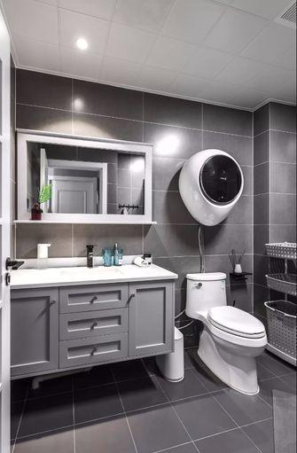10-15万130平米三室两厅欧式风格卫生间装修图片大全