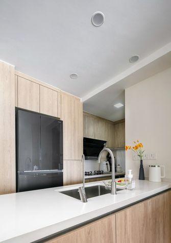 经济型60平米一室两厅日式风格厨房装修效果图