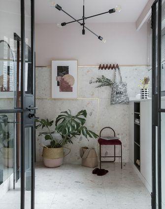 20万以上140平米三室两厅北欧风格储藏室图
