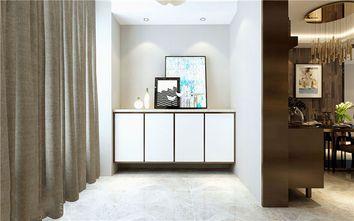 豪华型140平米四室两厅现代简约风格玄关图片大全