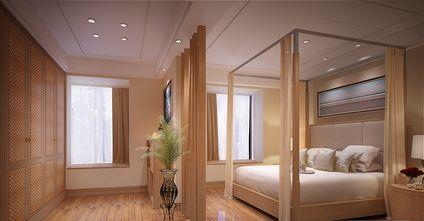 豪华型140平米四东南亚风格卧室图片大全