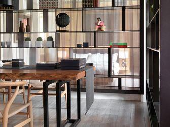 富裕型140平米四室两厅现代简约风格客厅图片