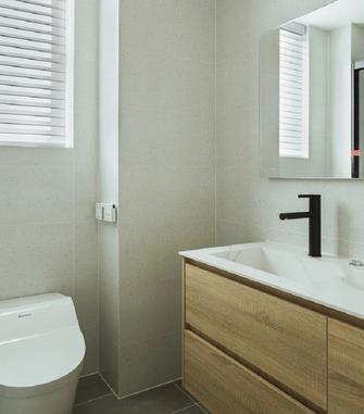 10-15万140平米三室两厅北欧风格卫生间装修效果图