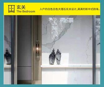 120平米三中式风格玄关装修图片大全
