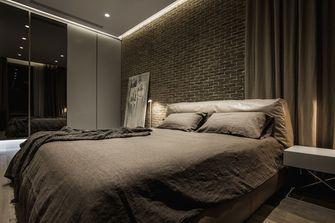 130平米三现代简约风格卧室装修效果图