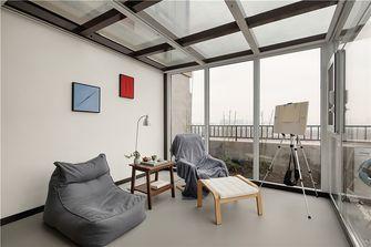 140平米别墅现代简约风格阳光房图片大全