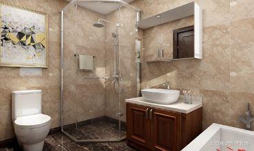 20万以上140平米三欧式风格卫生间装修图片大全