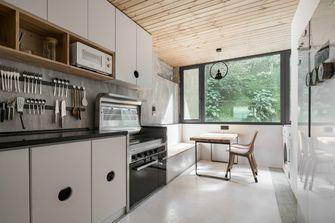经济型70平米现代简约风格厨房设计图