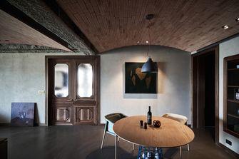 豪华型120平米四室两厅工业风风格餐厅设计图