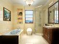 豪华型140平米四室两厅欧式风格卫生间图片大全