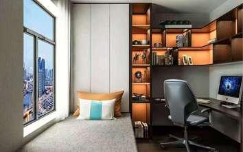 120平米新古典风格卧室设计图