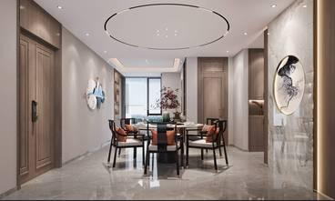 10-15万140平米复式中式风格餐厅图片大全