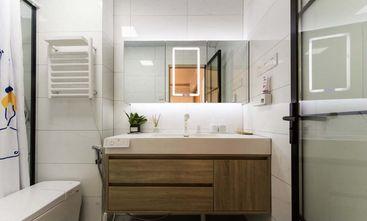 60平米公寓日式风格卫生间设计图