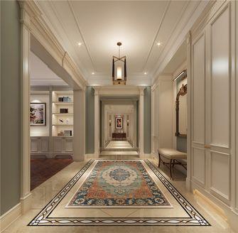 20万以上140平米四室两厅轻奢风格玄关装修图片大全