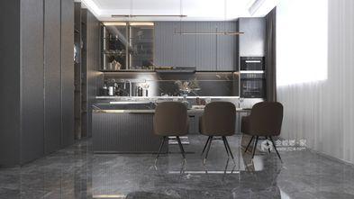 20万以上140平米别墅现代简约风格餐厅设计图