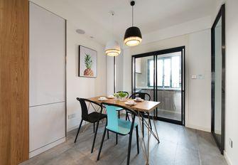 15-20万110平米三室两厅北欧风格餐厅图片