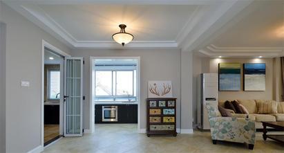 15-20万110平米三室两厅混搭风格客厅图片
