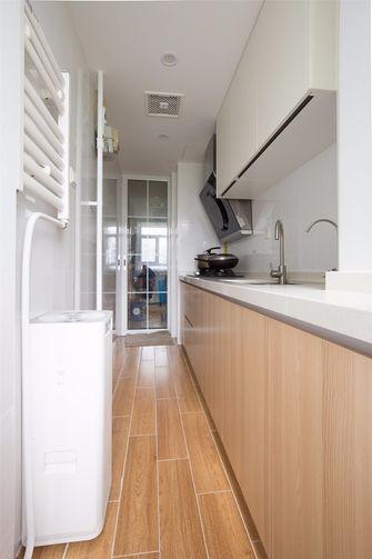 10-15万100平米三室两厅现代简约风格厨房设计图