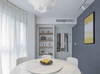 130平米三室两厅混搭风格餐厅图片大全