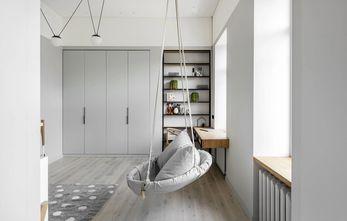富裕型90平米北欧风格书房效果图