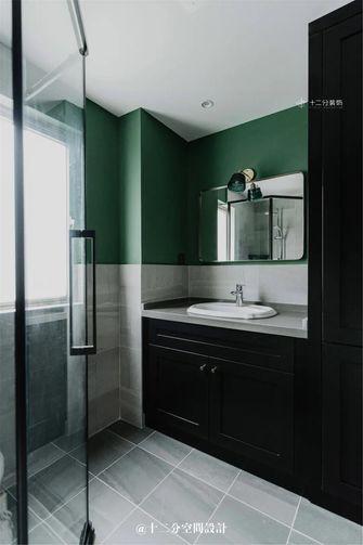 豪华型120平米四室两厅混搭风格卫生间欣赏图