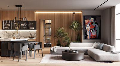 15-20万90平米三室两厅日式风格客厅设计图