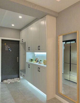 5-10万90平米公寓轻奢风格玄关图