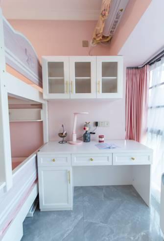 富裕型一室一厅轻奢风格卧室装修案例