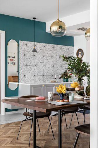 豪华型三室两厅混搭风格餐厅图片大全