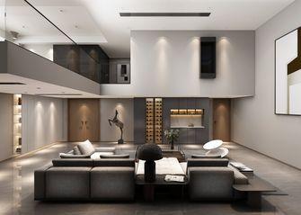 20万以上140平米复式现代简约风格影音室装修案例