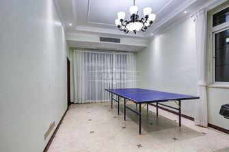 140平米四室四厅美式风格健身房效果图