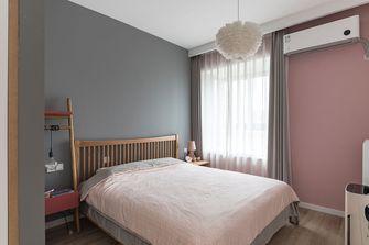 10-15万60平米一室两厅混搭风格卧室欣赏图