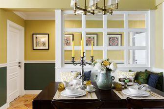 富裕型110平米三地中海风格客厅效果图
