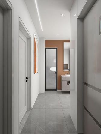 5-10万60平米现代简约风格走廊效果图