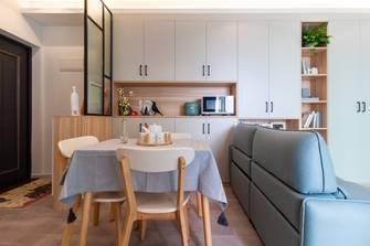 10-15万90平米一室一厅美式风格餐厅欣赏图