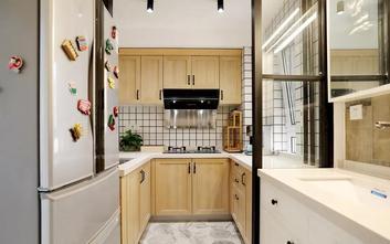 经济型60平米现代简约风格厨房图片大全