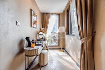 110平米三室两厅现代简约风格阳光房设计图
