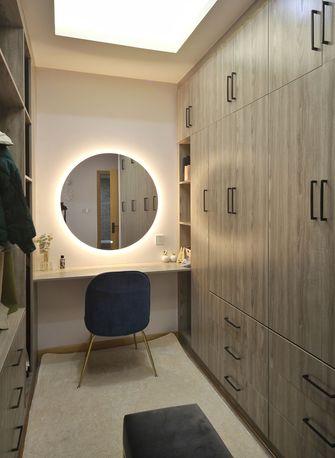 经济型130平米三室两厅日式风格衣帽间设计图