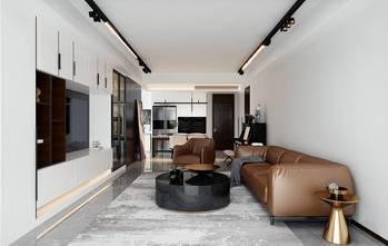 豪华型140平米四室两厅现代简约风格卧室图片
