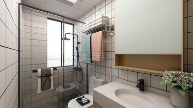 15-20万90平米三室一厅日式风格卫生间图