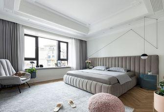 10-15万140平米四室两厅北欧风格卧室图片大全