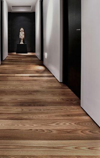 140平米四欧式风格走廊装修案例