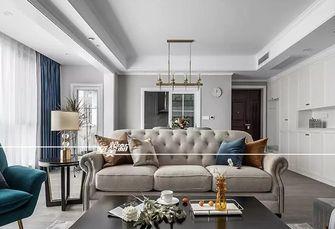 10-15万三室两厅美式风格客厅图