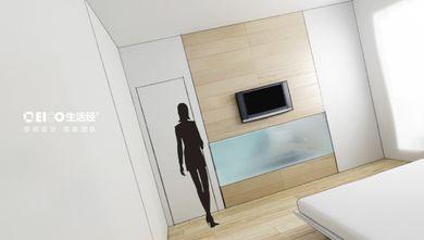 140平米工业风风格卧室图