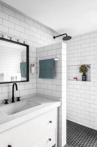 豪华型120平米三室两厅欧式风格卫生间欣赏图